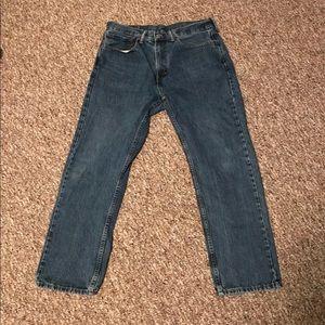 Levi's Jeans - Men's Levi Strauss Jeans